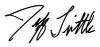 Jeff Little signature